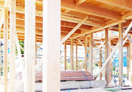 Estruturas de madeira para casas